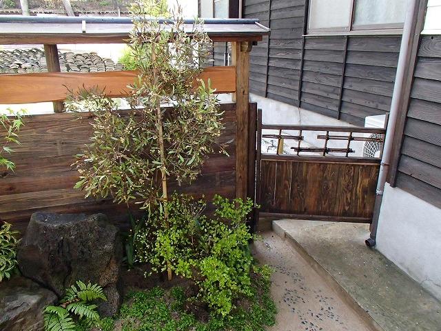 J.T邸 お庭 川原造園2